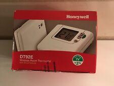 Honeywell DT92E Inalámbrico Habitación Termostato Con Función Eco
