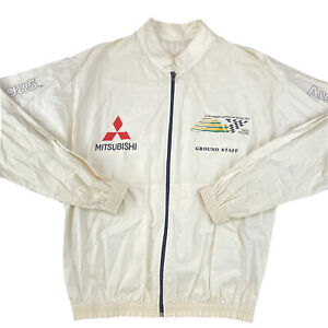 Vintage 1985 Adelaide Australian Grand Prix F1 Staff Jacket Mitsubishi Size 14