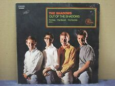 THE SHADOWS - OUT OF THE SHADOWS - LP - 33 GIRI - VG/EX
