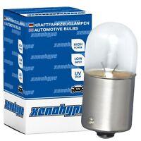 4x R5W XENOHYPE Classic BA15s 12 V 5 Watt Kugellampe