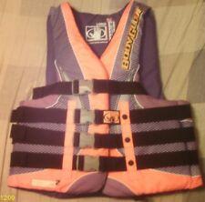 Body Glove Torque 2 ORANGE Life Vest for Men SIZE LARGE for water ski wakeboard