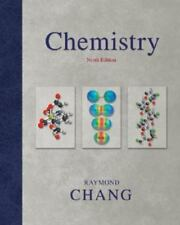 Chemistry by Raymond Chang (2006, Hardcover, Revised)