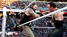 The Undertaker vs Bray Wyatt WWE Wrestlemania 31  Photo #1