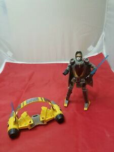 Star Wars Transformers Anakin Skywalker Jedi Starfighter Delta 7 Crossovers 2012