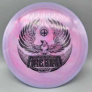 *Pick Disc* Swirly Innova Nate Sexton 2021 Firebird Tour Series Color Glow C