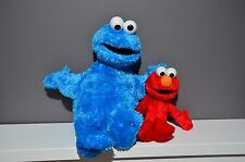 Elmo Parlante & Cookie Monster Sesame street peluche BO1
