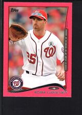 ADAM LAROCHE 2014 TOPPS MINI #189 PINK PARALLEL NATIONALS SP #03/25