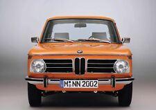 BMW 2002 WALL ART PRINT POSTER AMK1417