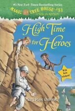 Magic Tree House #51 High Time For Heroes by Mary Pope Osborne (Paperback, 2016)