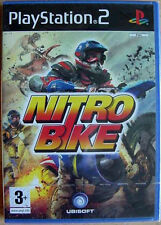 "Nitrobike (rare) ""austrian import"" PS2 game ""brand new, still sealed"""