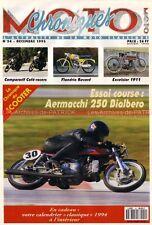 CHRONIQUES MOTO 54  NORTON Dominator TRIUMPH Bonneville AERMACCHI 250 PEUGEOT 55
