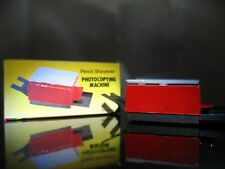Vintage Rare Photocopier  Photocopying machine  Pencil sharpener  die cast  Box