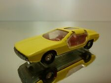 GUISVAL LAMBORGHINI MARZAL - YELLOW 1:60? EXTREMELY RARE - GOOD CONDITION