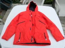 Spyder Jacket Kids Size 20 (Kids XXL) Bright Red Ski Skiing Snowboard Hood