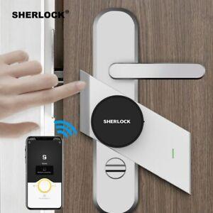 Sherlock S2 Smart Door Lock Home Keyless Lock Fingerprint +Password App Phone