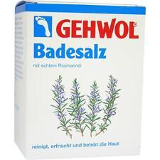 Gehwol Sales de baño con verdadero Aceite de romero 10x25 g PZN7660751