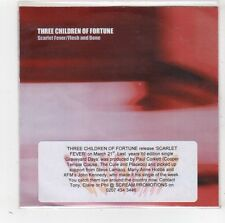 (FV953) Three Children of Fortune, Scarlet Fever - 2005 DJ CD