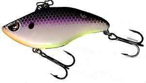 🌟 Spro SWS70PRN Wameku 3/4 oz Purple Rain Crankbait Fishing Freshwater Lure