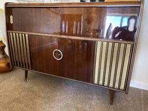 Vintage 1962 Civic Radiogram/ Record Player
