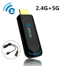 Ezcast TV Stick HDMI Dual Band 5G WiFi 1080P Dongle Miracast DLNA AirPlay CFUS