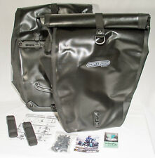 Ortlieb Back Roller Classic Panniers – Black – New