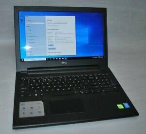 """Dell Inspiron 15"""" 3000 Series Core i5 NVIDIA GeForce Wifi 240GB SSD 4GB WIN10"""