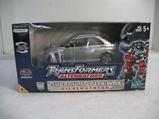 Transformers Alternators Subaru Impreza WRX SILVERSTREAK Action Figure ~ MISB