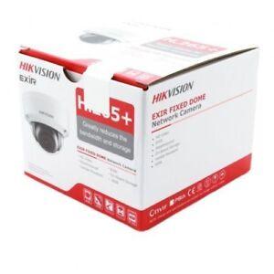 Hikvision AU Version DS-2CD2185FWD-I 8MP POE WDR, Dome IP Camera H.265+, 2.8mm