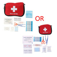 Mini New Outdoor Camping Hiking Survival Travel Emergency First Aid Kit Bag