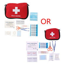 Practical Outdoor Camping Hiking Survival Travel Emergency First Aid Kit Bag