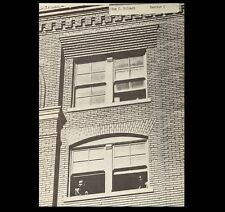 Lee Harvey Oswald Book Depository Window PHOTO John F Kennedy Assassination