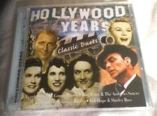 HOLLYWOOD YEARS CLASSIC DUETS ~ GENUINE AND COMPLETE CD ALBUM VGC + FAST P&P