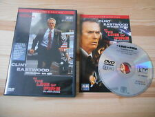 DVD Film C Eastwood - In The Line Of Fire (~123min/FSK 16) COLUMBIA Collector Ed