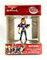Hallmark DC Comics, Super Hero Girls, BATGIRL, Christmas Ornament 2018, 2HCM4224