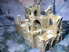 RM Studios - The Garrison - Wargames Miniatures Scenery Medieval Fantasy 28mm