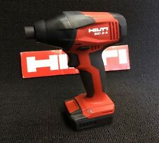 HILTI SID 2-A IMPACT DRIVER,L@@K ,  NEW, FREE BATTERY INCLUDED, FAST SHIPPING
