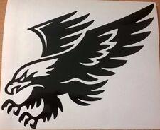 tribal hawk eagle attacking vinyl graphic car sticker bonnet side rear wall art