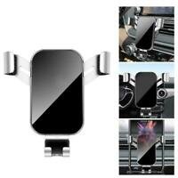 Car Air Vent Mount Holder Cradle Stands Mobile Phone Gravity GPS Holders J7X6