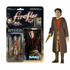 Firefly Malcolm Reynolds Funko Reaction Figure SDCC Exclusive Limited 2500 made