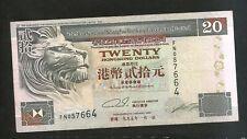 HONG KONG & SHANGHAI BANKING CORPORATION LTD - 20 DOLLARS (1995)