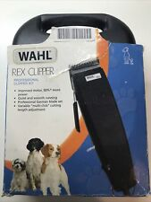 Wahl Dog Grooming Clippers Rex Dog Clipper Trimmer Animal Pet Professional