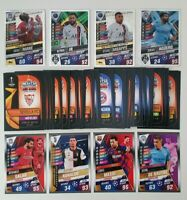 2020 Match Attax 101 - Lot of 50 cards inc Messi Ronaldo Mbappe Neymar Salah