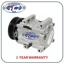 A/C Compressor Fits Ford Taurus Mercury Sable OEM FS10 1 Year Warranty 57168