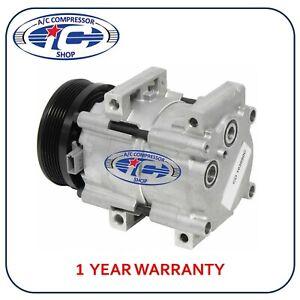 A/C Compressor Fits Ford Taurus Mercury Sable OEM FS10 1 Year Warranty 57168