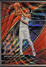 2019/20 Select Basketball Hassan Whiteside Red Wave Courtside No.276