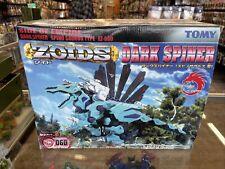 Zoids Ez-060 Dark Spiner Spinosaurus Type 1/72 scale Tomy Plastic model