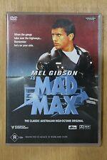 Mad Max (DVD, 2002)   - (D72)