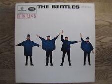 "LP - THE BEATLES - HELP PCS 3071 UK  ""TOPZUSTAND!"""