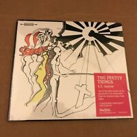 """THE PRETTY THINGS """"S.F. SORROW"""" CD 2018 Re-master Sealed"""
