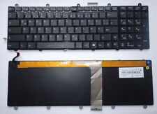 TASTIERA MSI ge60 ge70 2pe Apache gp60 gp70 ms-16gc illuminato Keyboard illuminato
